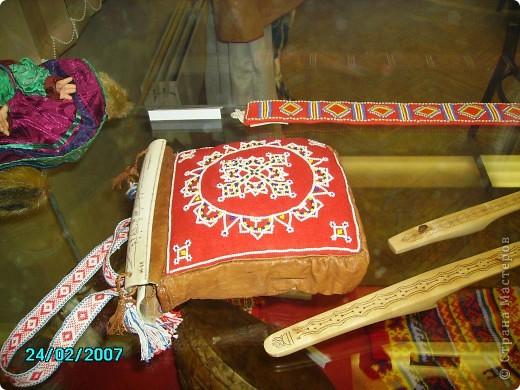 Мастер-класс Вышивка Бисерные россыпи Кольского Севера Саамская вышивка бисером Бисер фото 9.