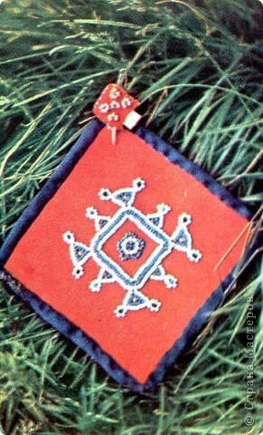 БИСЕРНЫЕ РОССЫПИ КОЛЬСКОГО СЕВЕРА  Саамская вышивка бисером   фото 2