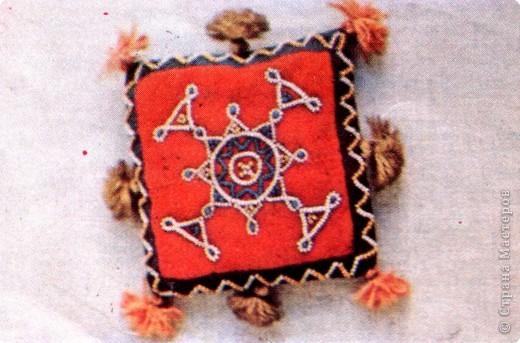 БИСЕРНЫЕ РОССЫПИ КОЛЬСКОГО СЕВЕРА  Саамская вышивка бисером   фото 8