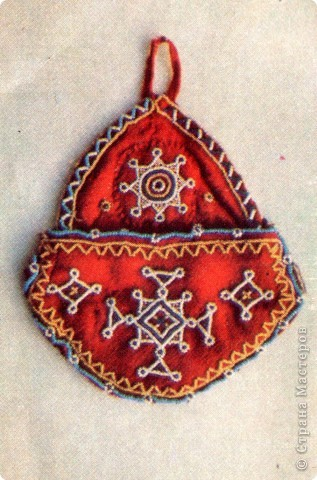 БИСЕРНЫЕ РОССЫПИ КОЛЬСКОГО СЕВЕРА  Саамская вышивка бисером   фото 1