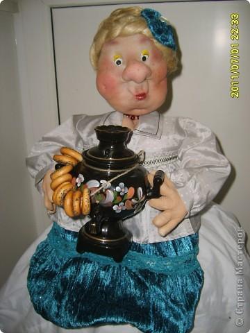 Марфа Степановна приглашает на чаепитие! фото 1