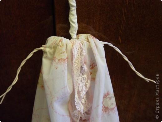 Это Нонна, кукла-пакетница для детской.   фото 7