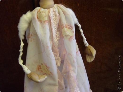 Это Нонна, кукла-пакетница для детской.   фото 9