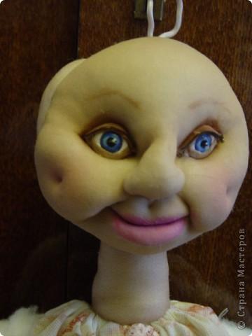 Это Нонна, кукла-пакетница для детской.   фото 10