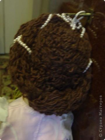 Это Нонна, кукла-пакетница для детской.   фото 13