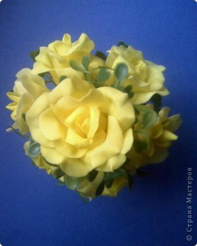 желтые розы фото 2