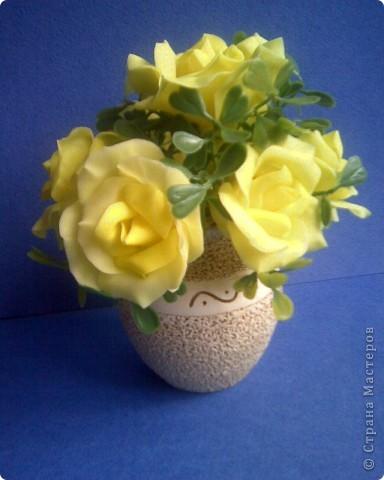 желтые розы фото 5