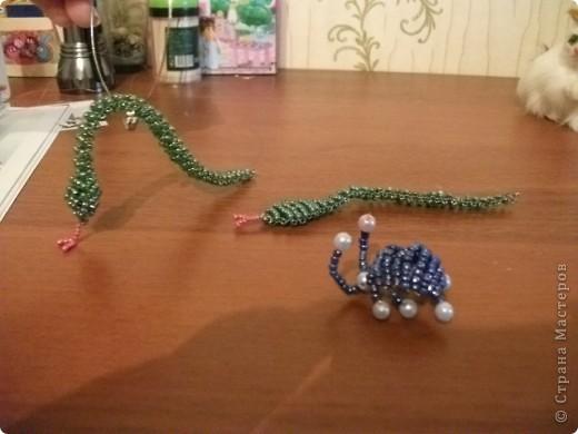 В нашем доме дети решили завести змей, а потом развлекались с ними!  фото 1