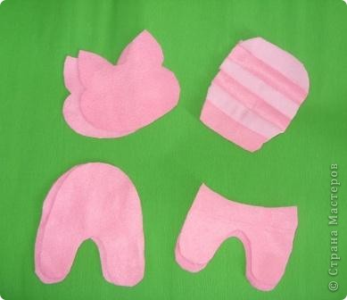 Розовая кошечка фото 4