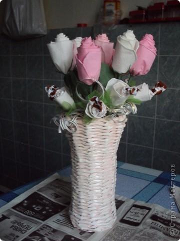 Повтор вазочки с цветами фото 3
