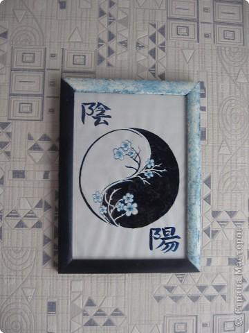 Картину нарисовала акриловыми красками в подарок на день рождения -племянику. И она уже заняла достойное место на стенке. фото 1