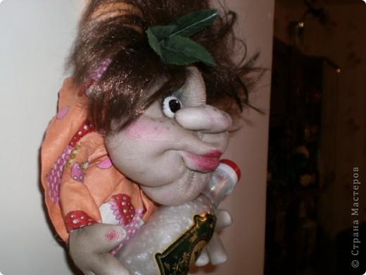 кукла-попик от МК pawy на ЛИ.ру фото 2