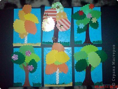 Вот такие выросли деревья фото 1