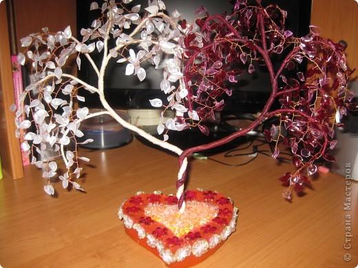 дерево любви - подарок на свадьбу фото 2