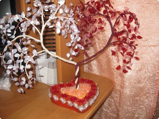 дерево любви - подарок на свадьбу фото 1