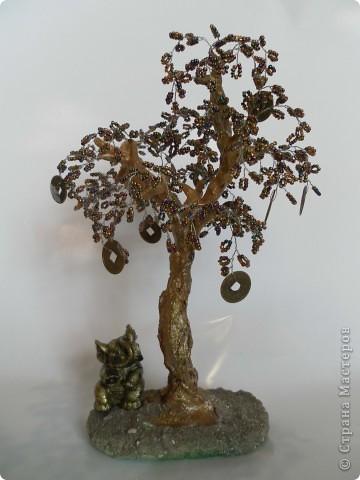 Денюжковое деревце фото 1