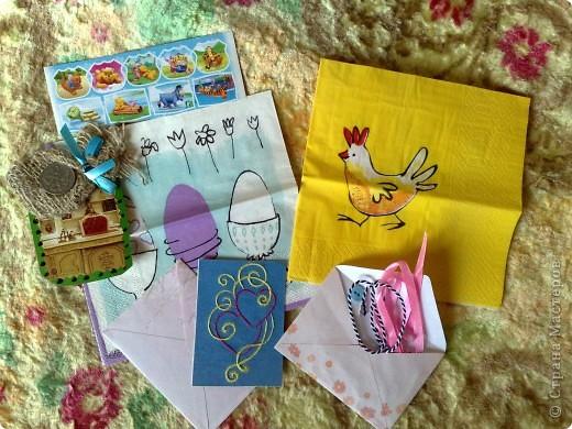 Сегодня получила 8-м писем, а среди них сюрпризные АТСочки!!!!!УРА!!!!УУУУРРРРАААА!!!! Это от Людочки (Mila4ka) и Наташи (Azhgihinanata). Спасибо!!!за всё!!!  фото 4