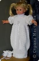 Крестильное платье фото 1