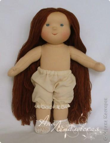 Калинка первая куколка сшитая из импортных материалов))) фото 3