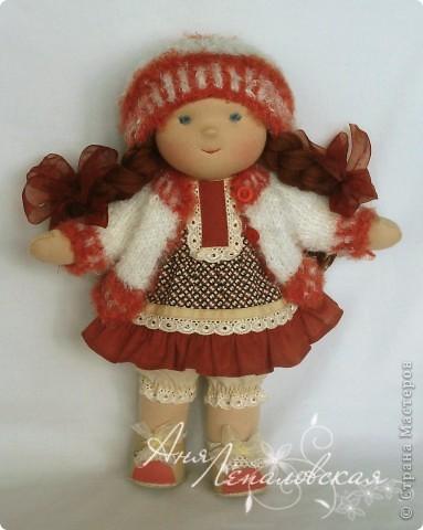 Калинка первая куколка сшитая из импортных материалов))) фото 1