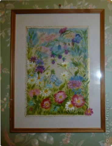 Сюжет нарисовался   от этих цветочков фото 2