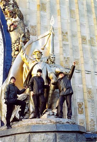 Памятник Циолковскому К.Э. фото 22