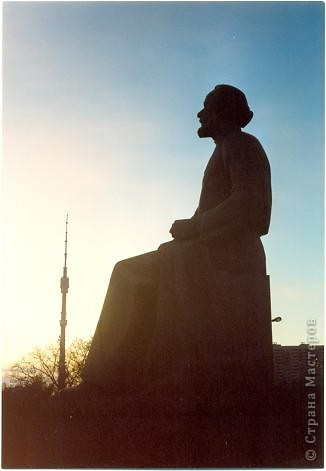 Памятник Циолковскому К.Э. фото 1