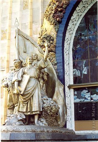 Памятник Циолковскому К.Э. фото 21