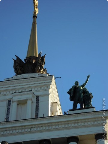 Памятник Циолковскому К.Э. фото 4