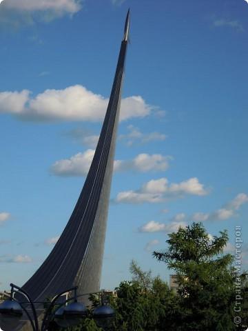 Памятник Циолковскому К.Э. фото 2
