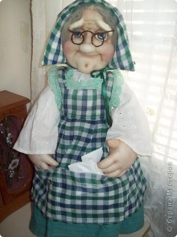 Бабушка-пакетница фото 1