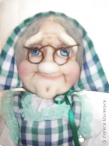 Бабушка-пакетница фото 2