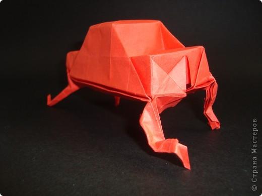 """Желающим, могу ОТПРАВИТЬ СХЕМКИ.  Схемы взяты из книги Джереми Шейфера """"Оригами. Полная иллюстрированная энциклопедия"""" фото 5"""