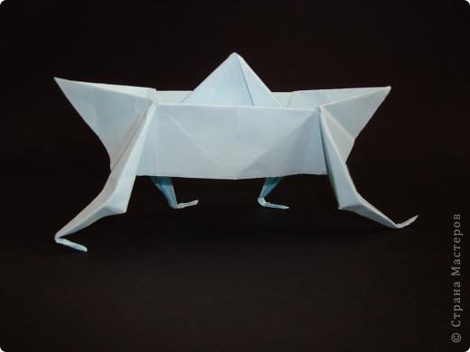 """Желающим, могу ОТПРАВИТЬ СХЕМКИ.  Схемы взяты из книги Джереми Шейфера """"Оригами. Полная иллюстрированная энциклопедия"""" фото 15"""
