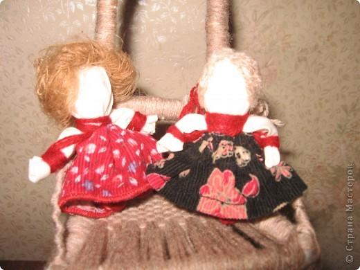 Азель текстиль,дріт,вишивка,бісер,замш,гіпюр, в єдиному екземплярі,60 см.,2010 рік. фото 3
