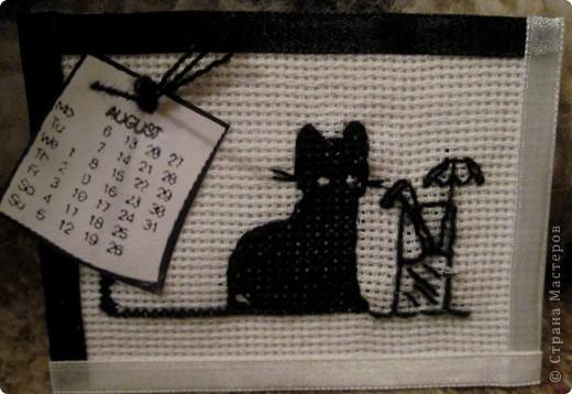 Моя новая серия АТС посвящена черным кошкам Первыми выбираю Даренка, Юля и Миша, МаЮрка, Jane, Rapunzel, bagira1965. фото 6