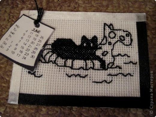 Моя новая серия АТС посвящена черным кошкам Первыми выбираю Даренка, Юля и Миша, МаЮрка, Jane, Rapunzel, bagira1965. фото 5