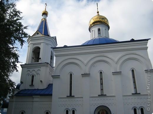 Денёк выдался чудесный, и я снова пошла на встречу с Тюменью. Одна из церквей нашего города. фото 8