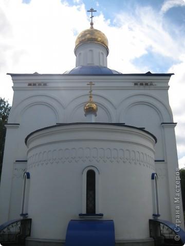 Денёк выдался чудесный, и я снова пошла на встречу с Тюменью. Одна из церквей нашего города. фото 9