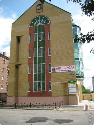 Денёк выдался чудесный, и я снова пошла на встречу с Тюменью. Одна из церквей нашего города. фото 34