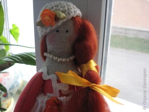 Здравствуйте, мои дорогие! Сегодня хочу познакомить вас с новой куколкой.  фото 2