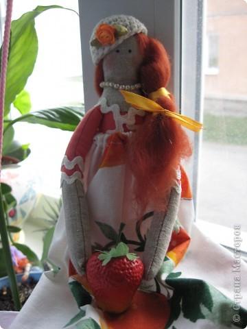 Здравствуйте, мои дорогие! Сегодня хочу познакомить вас с новой куколкой.  фото 5