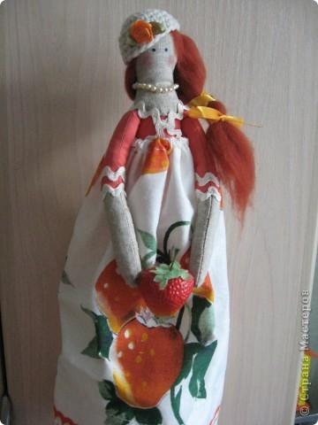 Здравствуйте, мои дорогие! Сегодня хочу познакомить вас с новой куколкой.  фото 6