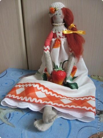 Здравствуйте, мои дорогие! Сегодня хочу познакомить вас с новой куколкой.  фото 1