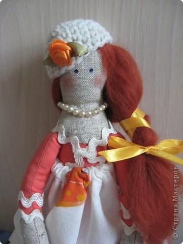 Здравствуйте, мои дорогие! Сегодня хочу познакомить вас с новой куколкой.  фото 7
