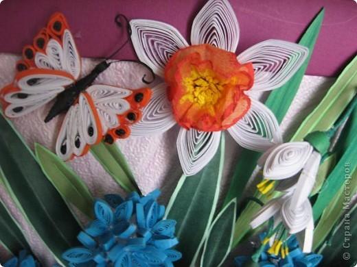На дворе в разгаре лето, а у меня расцвела охапка весенних цветов. фото 5