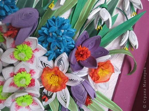 На дворе в разгаре лето, а у меня расцвела охапка весенних цветов. фото 2
