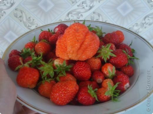 Посмотрите, какая у нас выросла ягодка! фото 2