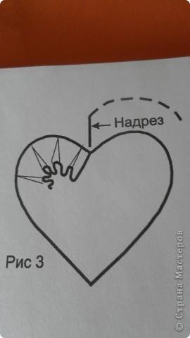 Моё сердечко=) Для этого сердечка понадобится:  Картон, ткань, тесьма, бисер, игла с ниткой)  фото 4