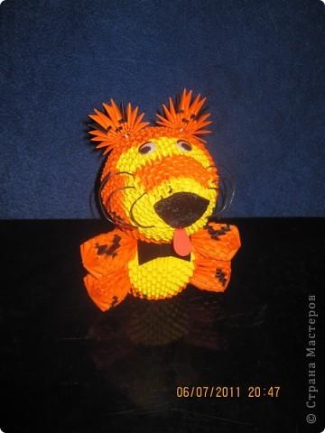 Подарите мне тигренка полосатого Удивленного, смышленого, усатого! :)
